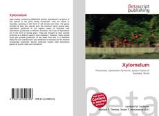 Bookcover of Xylomelum