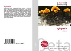 Xylopezia kitap kapağı