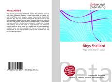 Capa do livro de Rhys Shellard