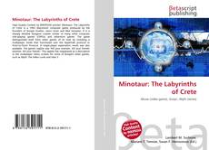 Buchcover von Minotaur: The Labyrinths of Crete