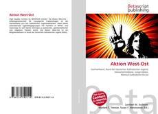 Aktion West-Ost的封面