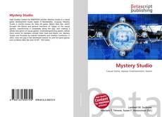 Buchcover von Mystery Studio
