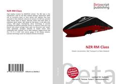 Bookcover of NZR RM Class
