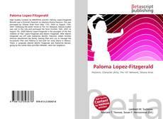 Capa do livro de Paloma Lopez-Fitzgerald