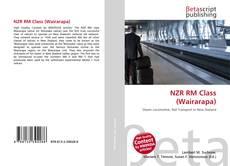 Bookcover of NZR RM Class (Wairarapa)