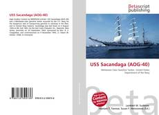 Bookcover of USS Sacandaga (AOG-40)