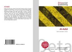 Capa do livro de Al-Adid