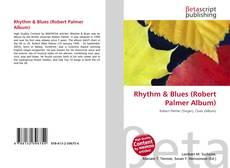 Copertina di Rhythm & Blues (Robert Palmer Album)