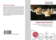 Обложка Sergei Rachmaninoff