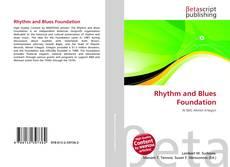Copertina di Rhythm and Blues Foundation