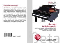 Bookcover of Gennady Rozhdestvensky