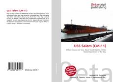 Bookcover of USS Salem (CM-11)