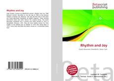 Copertina di Rhythm and Joy