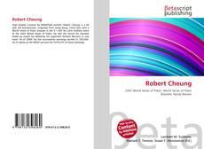 Обложка Robert Cheung