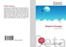 Bookcover of Rhythm Changes