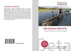 USS Salmon (SSR-573) kitap kapağı