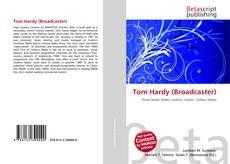 Buchcover von Tom Hardy (Broadcaster)