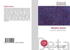 Portada del libro de Rhythm Game
