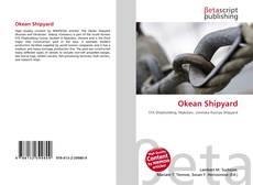 Capa do livro de Okean Shipyard