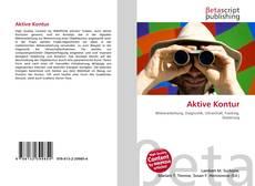 Buchcover von Aktive Kontur