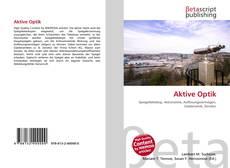 Buchcover von Aktive Optik