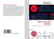 Capa do livro de Robert Chandler (Aviator)