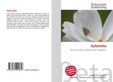 Bookcover of Xylostola