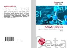 Bookcover of Xylosyltransferase