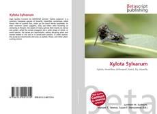 Portada del libro de Xylota Sylvarum