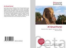 Capa do livro de Al-Ghad-Partei