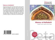 Buchcover von Mansur al-Halladsch