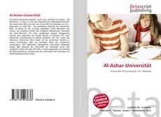 Al-Ashar-Universität kitap kapağı