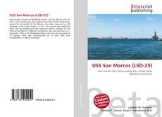 Обложка USS San Marcos (LSD-25)