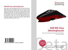 Bookcover of NZR RM Class (Westinghouse)
