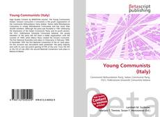 Portada del libro de Young Communists (Italy)