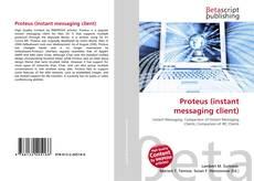 Capa do livro de Proteus (instant messaging client)