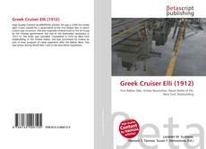 Bookcover of Greek Cruiser Elli (1912)