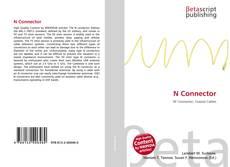 N Connector kitap kapağı