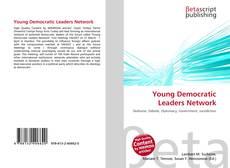 Copertina di Young Democratic Leaders Network