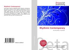 Bookcover of Rhythmic Contemporary