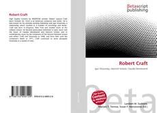 Bookcover of Robert Craft