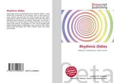Rhythmic Oldies的封面