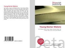 Copertina di Young Doctor Malone