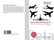 Naval Aircraft Factory PT kitap kapağı