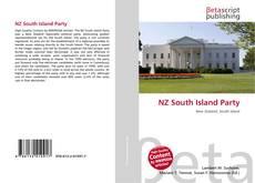Capa do livro de NZ South Island Party