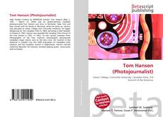 Tom Hanson (Photojournalist)的封面