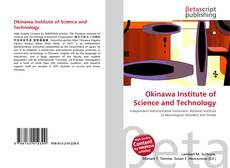 Bookcover of Okinawa Institute of Science and Technology