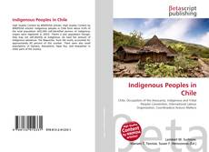 Couverture de Indigenous Peoples in Chile