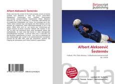 Al'bert Alekseevič Šesternëv kitap kapağı