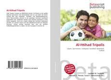Al-Ittihad Tripolis kitap kapağı
